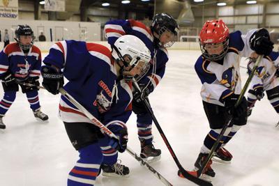 New hockey rink