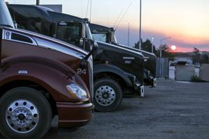 Shortcuts thru town cut short: City council altering code to limit trucks and clarify language