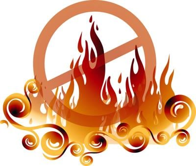 Fires Restricted