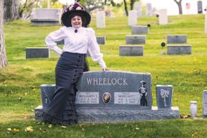 History comes to life at cemetery tour