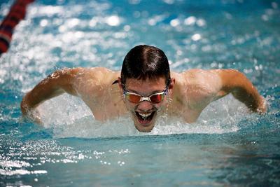 Heinert optimistic as boys' swim season kicks into gear