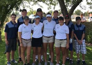 Douglas golfers earn conference hardware, gear up for state