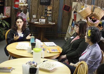 5f4ae660e850ee Book club sprouts up in Douglas to discuss the topic of self-love ...