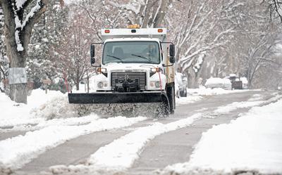Snow Plow Douglas