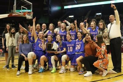 Lady Cats take gold at state