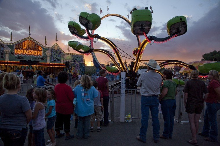 new wyoming state fair photos added daily