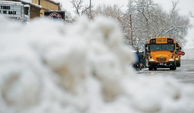 N 3rd Snow
