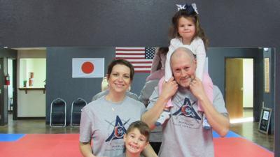 Marlow citizen creates Marlow Martial Arts Academy
