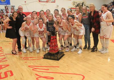 Comanche Girls Trophy
