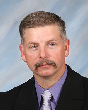 Raymond Rice, Velma-Alma Superintendent