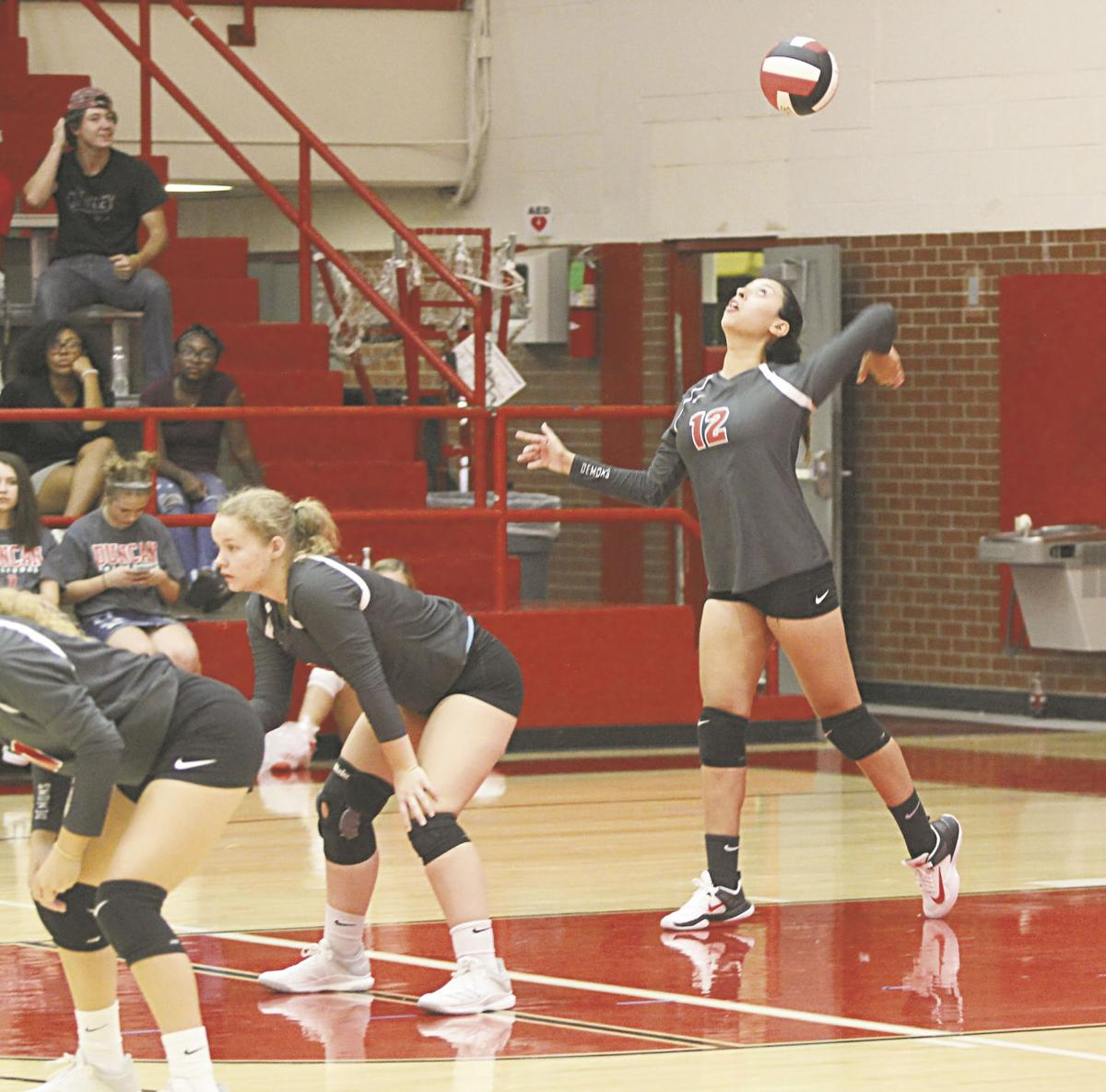Best season to date: Duncan Volleyball looks to punch ticket to ...