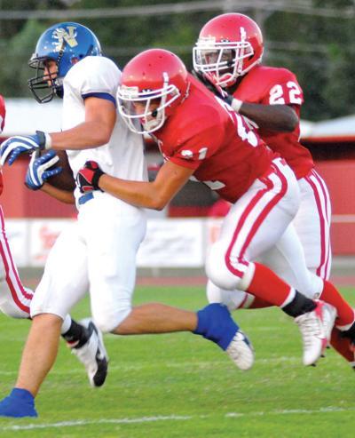 9-13 Duncan football