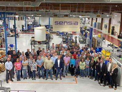 Sensia team