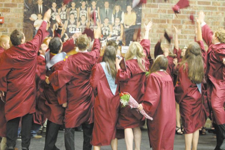 Velma-Alma Graduation
