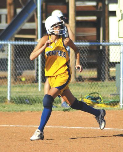 Central High Softball