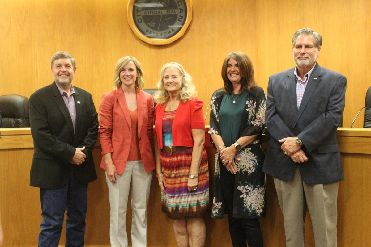 2020 new council lineup City of Duncan