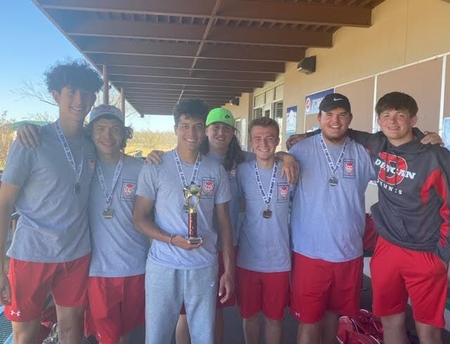 Duncan Boys Tennis