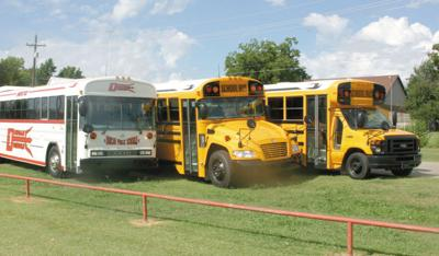 8-13 bus fleet