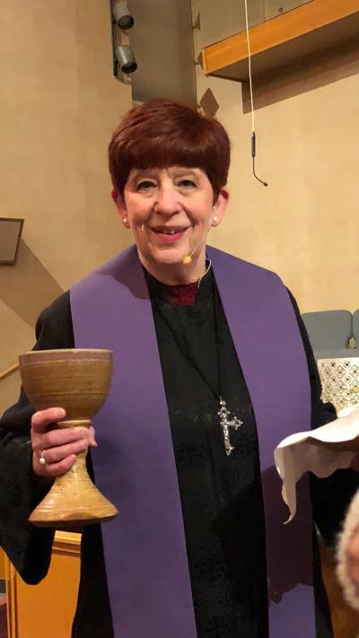 Rev. Margo S. Vestal