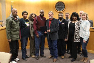 Mayor proclaims Black History Month