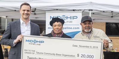 Midship donation to Tatmus