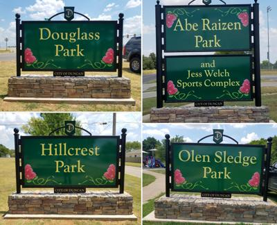 new signs from DETA