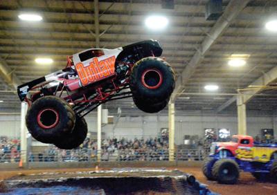 Wild art: Monster Truck Wars 2020 headed to Duncan