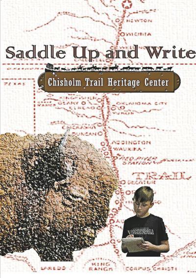 "2019 ""Saddle Up & Write,"" book"