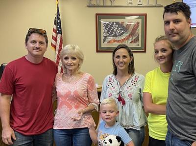 Gerghaty and Family