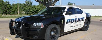 Duncan Police Car