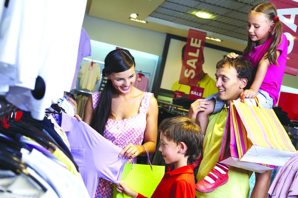 Sales tax-free weekend