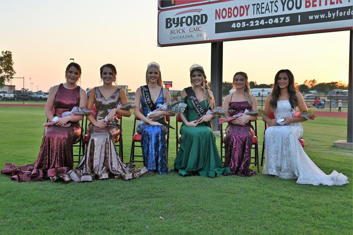 Gallery: Comanche Indians name 2020 Homecoming Queen