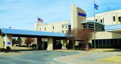 Duncan Regional Hospital Front drive