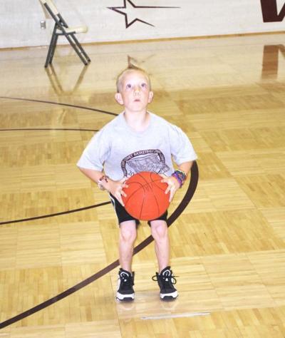 V-A basketball camp