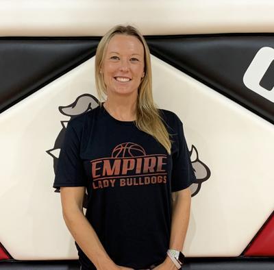 Coach Jaicee Powers