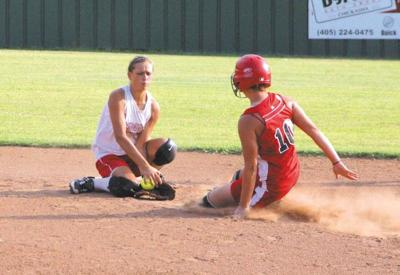 Comanche softball