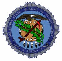 Oklahoma State Bureau of Investigation logo