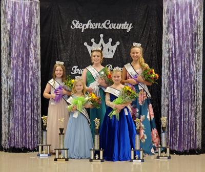 Stephens County Free Fair Pageant