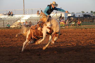 Noon Lions rodeo kicks off
