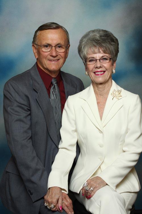 Johnny and Leda McNabb