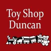 Duncan Toy Shop logo