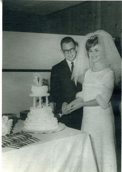 Jim and Nancy McSpadden