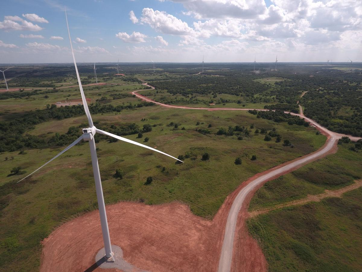 Bill could slow construction of new Stephens wind farms   News ...