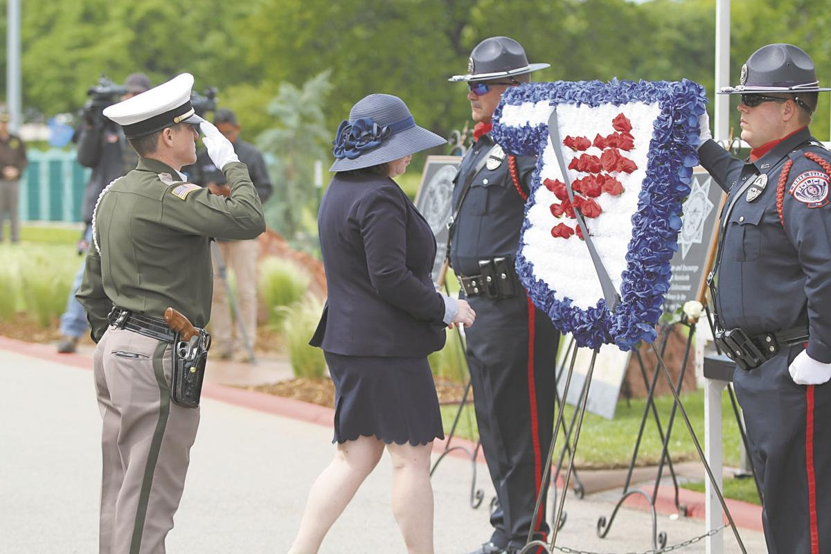 Honoring Tuco and Bak: Two Stephens County K9 units get big