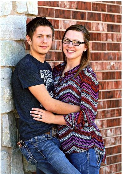 Shelby Chisum and Taylor Nichols