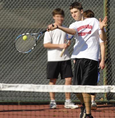 3-12 DHS boys tennis