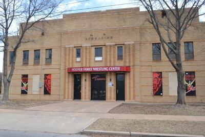wrestling center