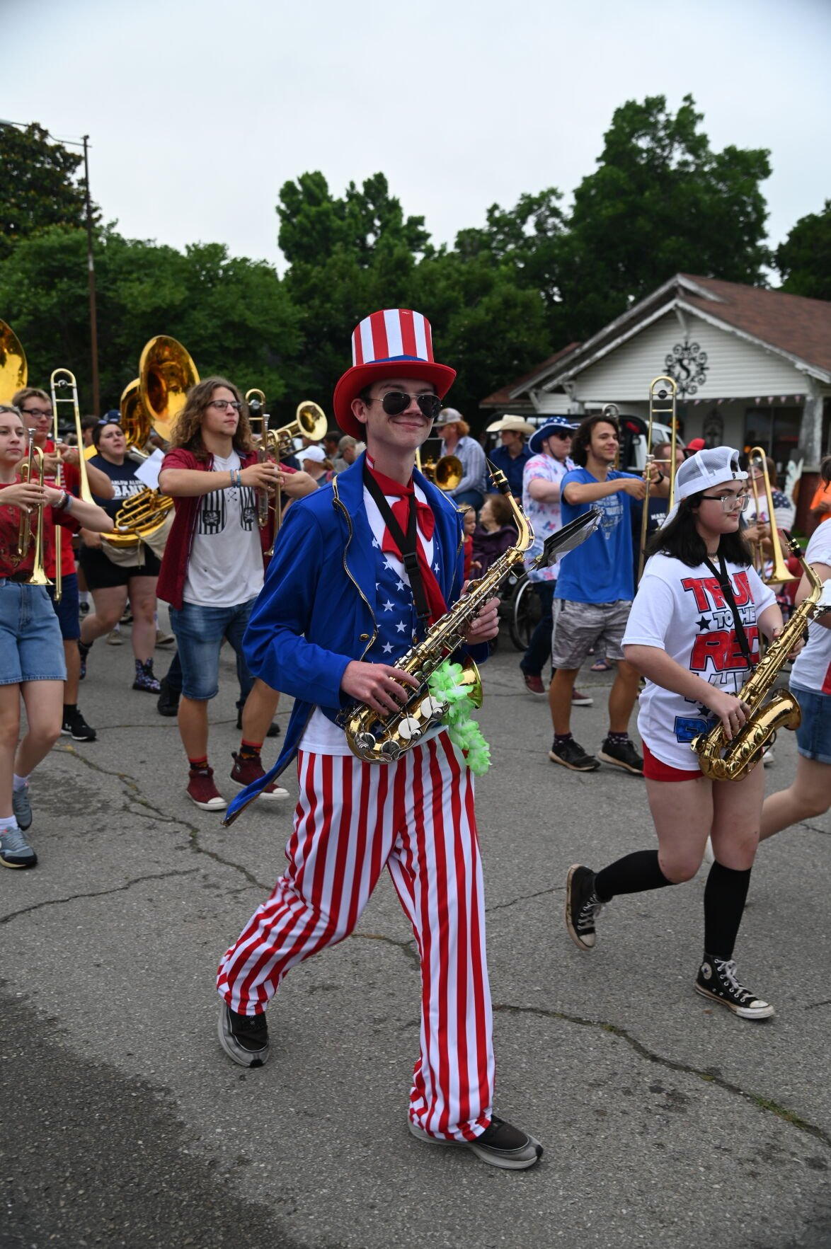 Marlow's 4th of July Celebration