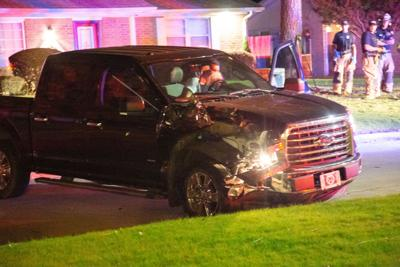 Illegal turn leads to chase, crash and arrest | News | duncanbanner com