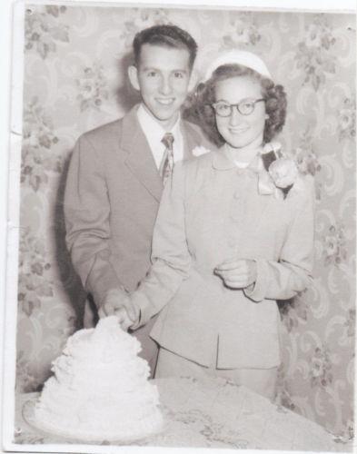 Ruth and Arnold Hall